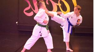 Tang Soo Do in de Esmarke